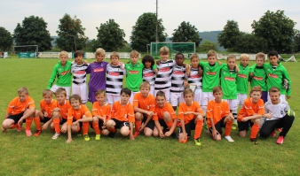 NöPeHa gegen U11 Borussia Mönchengladbac